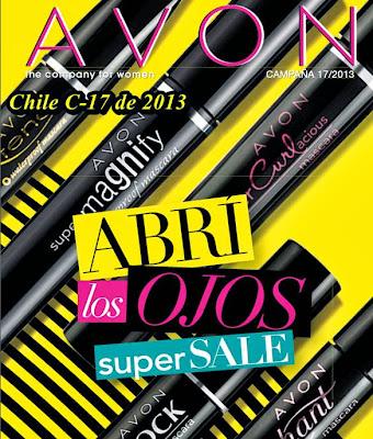 catalogo avon chile C-17 2013