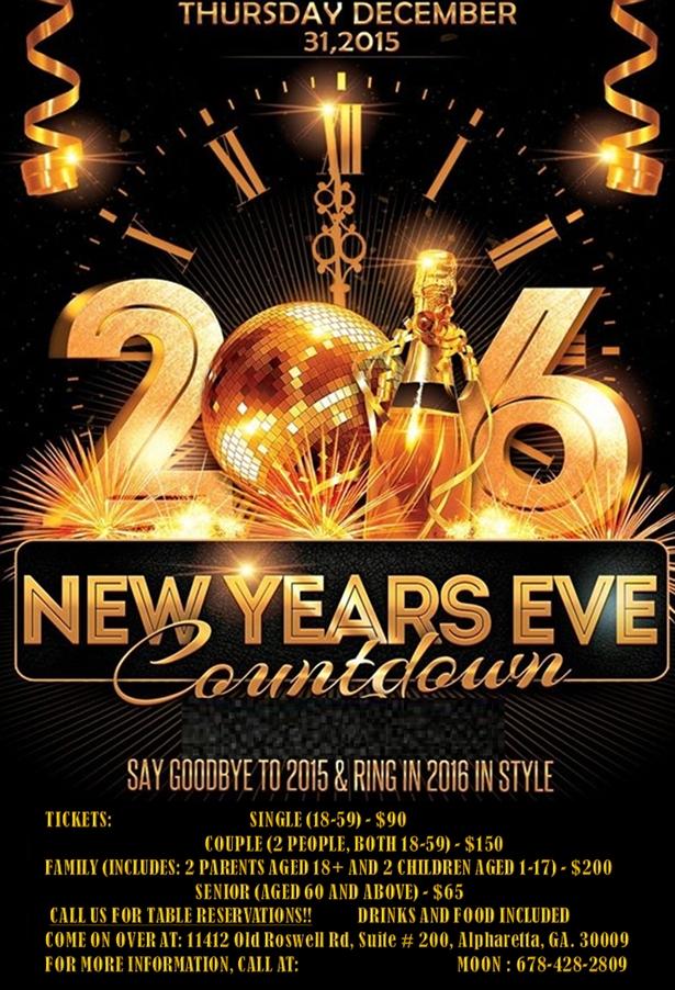 Zip Zap new year evn