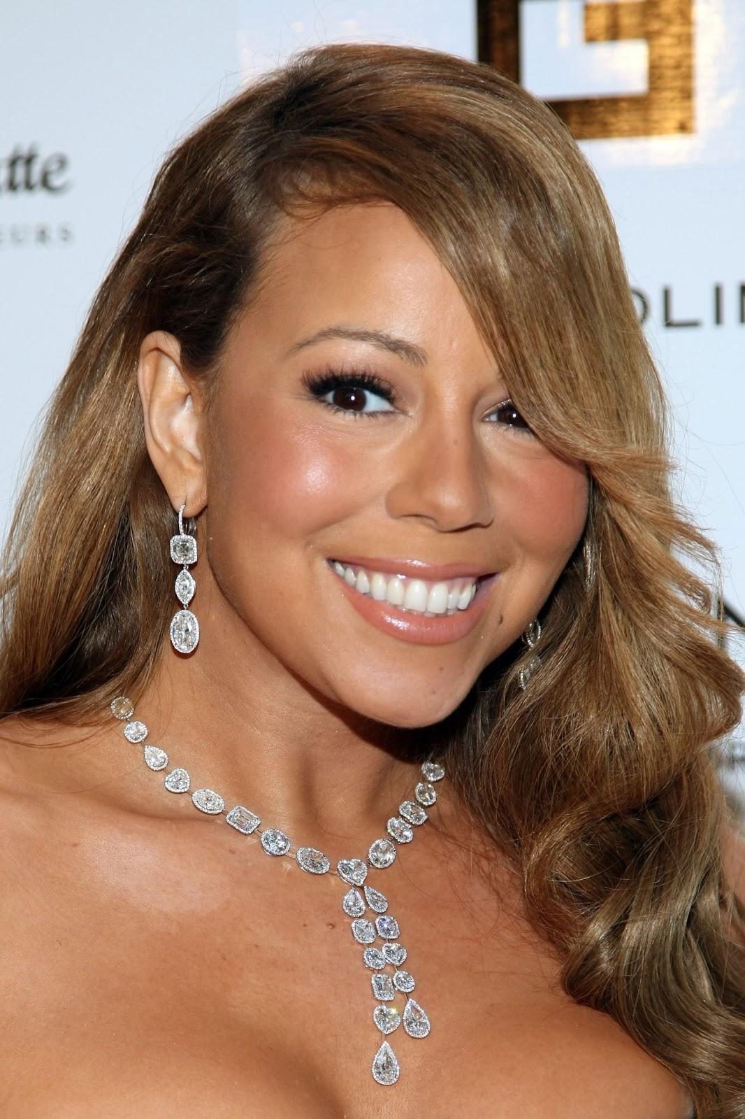 Mariah Carey: Mariah Carey Eyes Mariah Carey