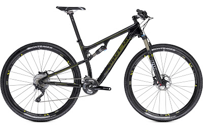 2013 Trek Superfly 100 Elite SL 29er MTB FS Bike