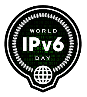 Internet Protocol Version 6 (IPv6) Logo