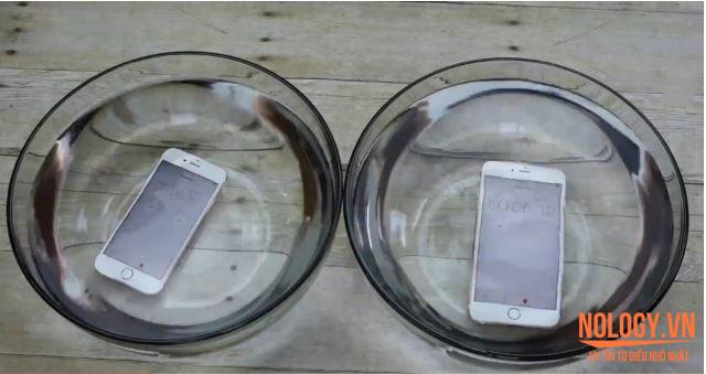 khả năng chống nước của Iphone 6s và iphone 6s plus