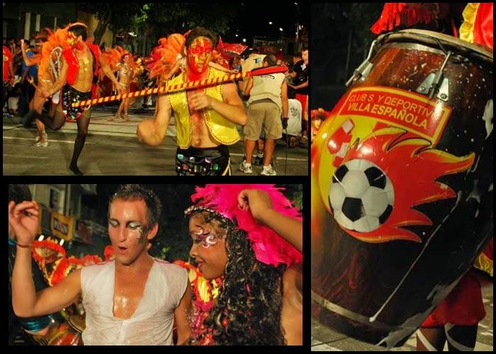 Desfile de Llamadas.De Villa Española.. Montevideo. 2011.