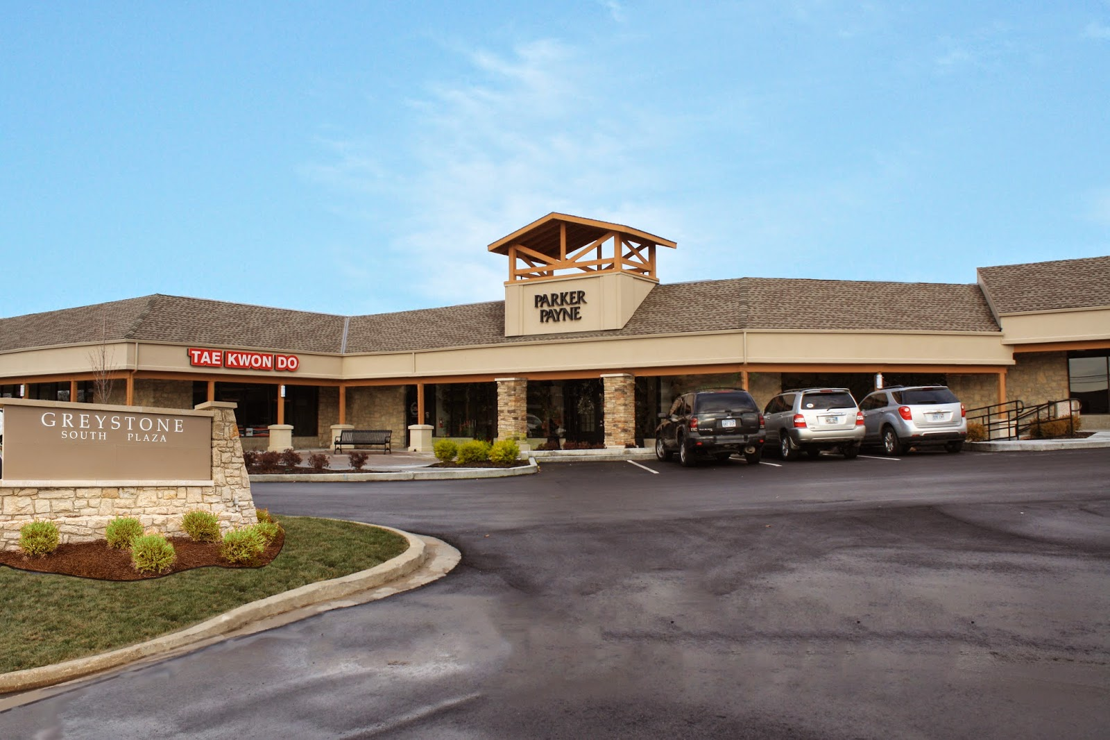 Greystone Shopping Center - Block Real Estate Services
