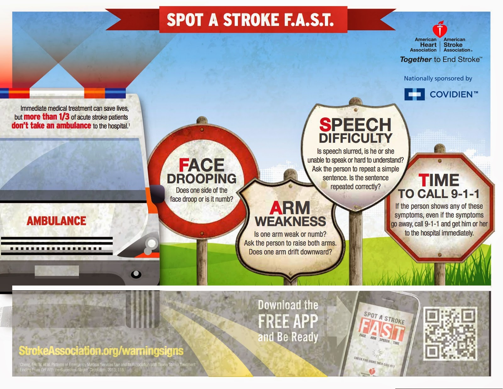Stop Stroke F.A.S.T.