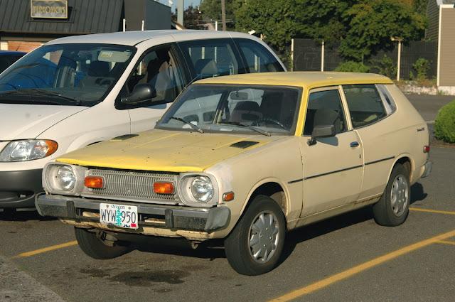 1977 Datsun F10 Sport Wagon.