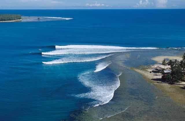 Pantai Kepulauan Mentawai 3