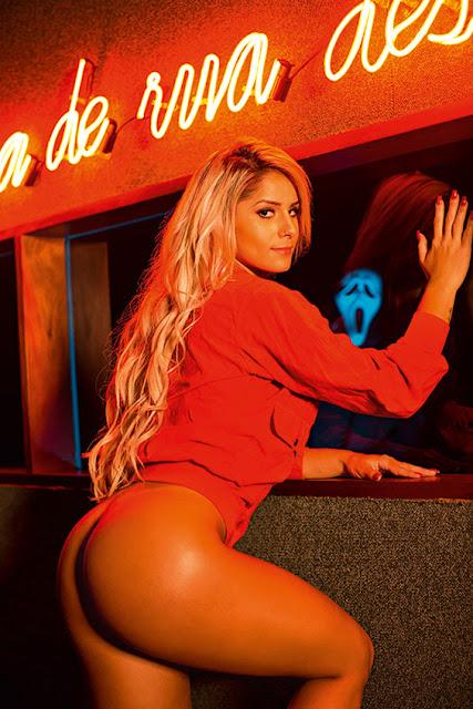 FotosNua.Com Panicat Iara Ramos nua na Playboy