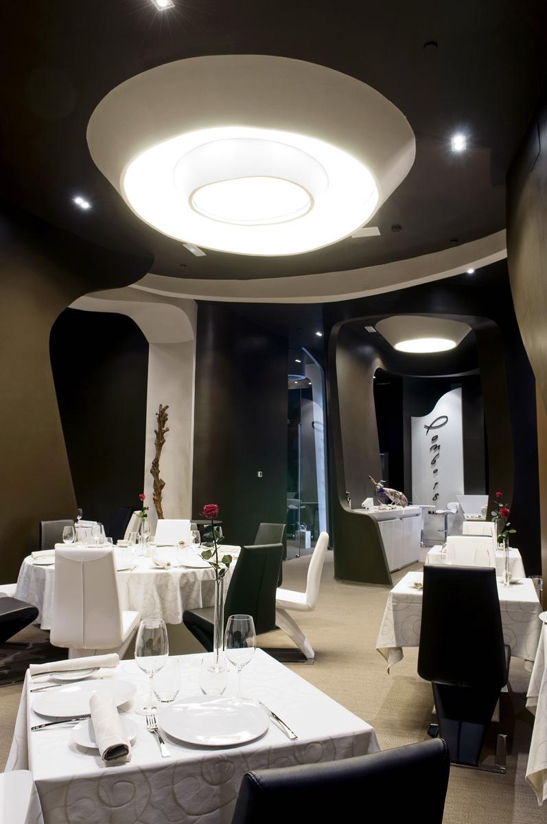 Arquitectura arquidea dise o de restaurante por a cero for Diseno restaurante