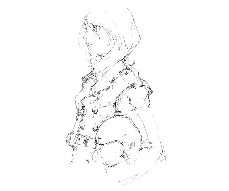 printable-persona-4-arena-mitsuru-kirijo-cute_coloring-pages