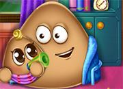 Pou y su Bebe