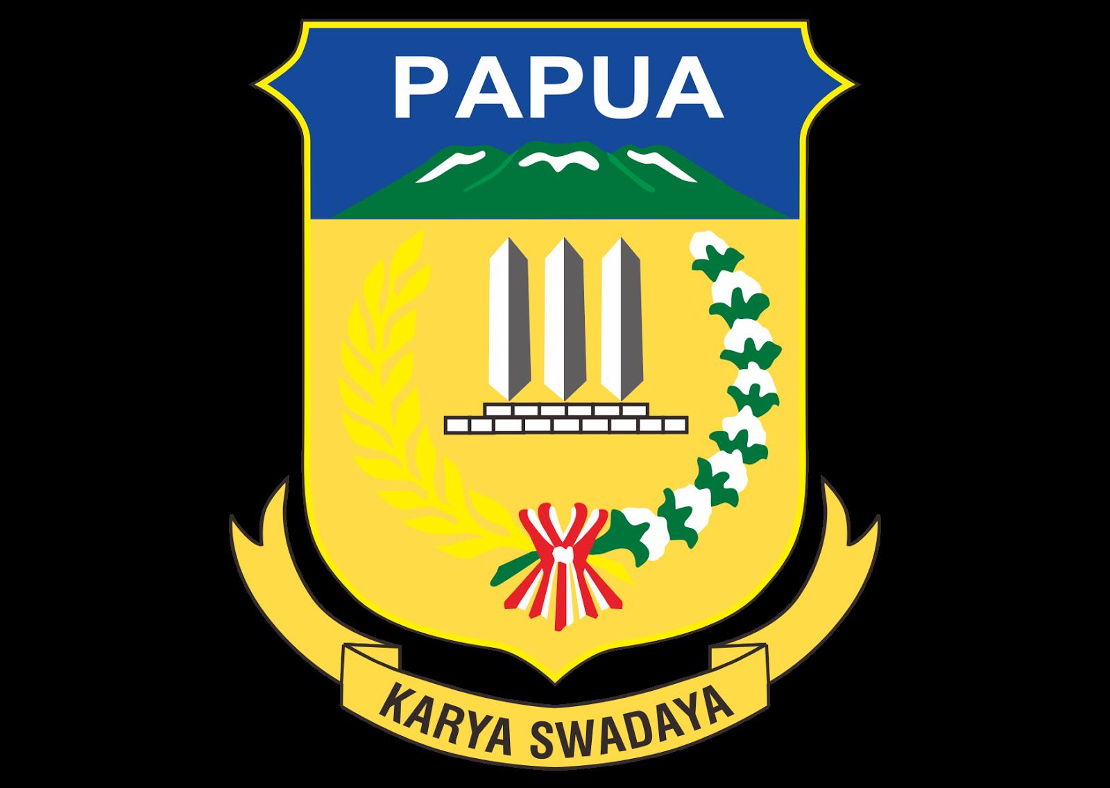Pemerintah Provinsi Papua Logo Vector Format Cdr Ai Eps Svg Pdf Png