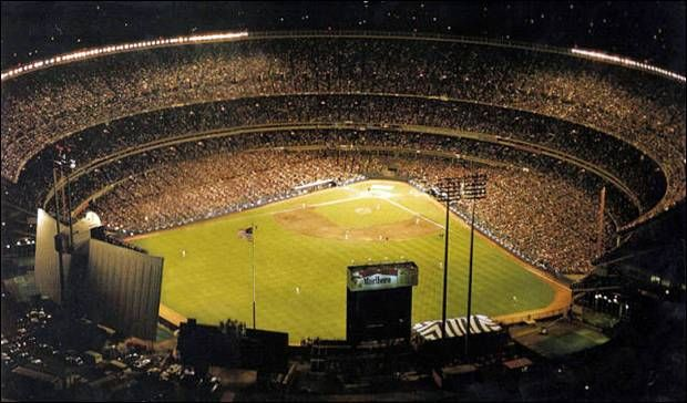 Shea Stadium 1986 World Series