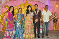 Celebraties at Actor Bharat n Jessy Wedding Reception Photos+%252883%2529 Actor Bharath n Jessy Wedding Photos
