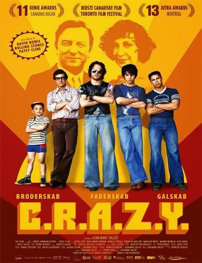 Ver C.R.A.Z.Y. (2005) Online