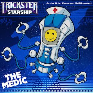 Trickster Starship - The Medic