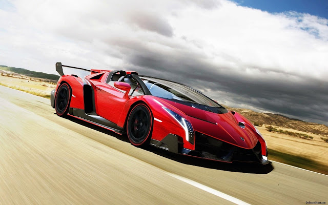 Top-Motor-Car-Lamoborghini-Veneno-Roadster