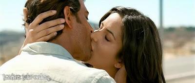 katrina kaif kissing hrithik