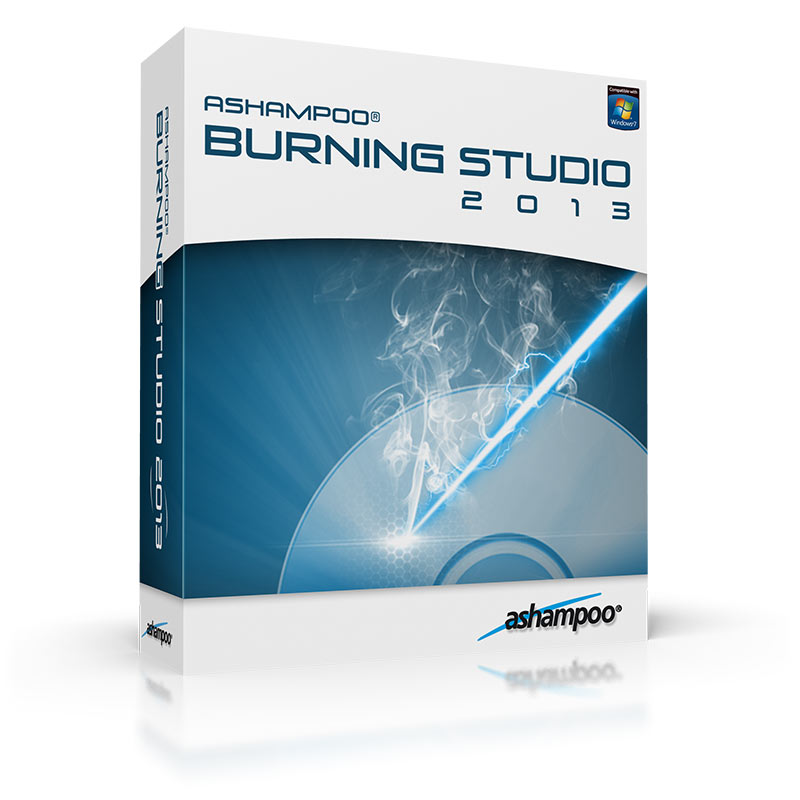 Ashampoo Burning Studio 2013 download baixar torrent