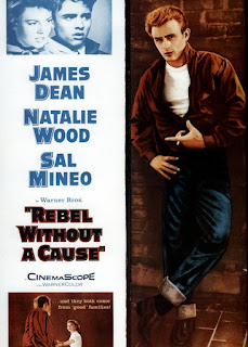 Rebelde sin causa (Rebel Without a Cause)<br><span class='font12 dBlock'><i>(Rebel Without a Cause)</i></span>
