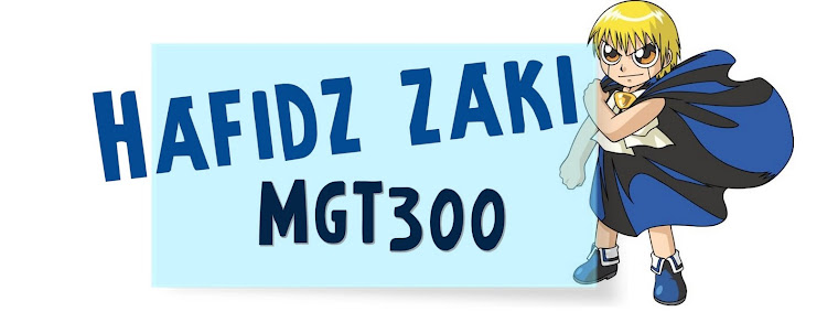 Hafidz's MGT300