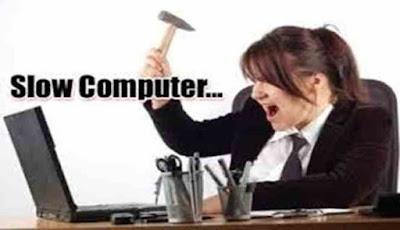 Mengatasi kinerja komputer lambat