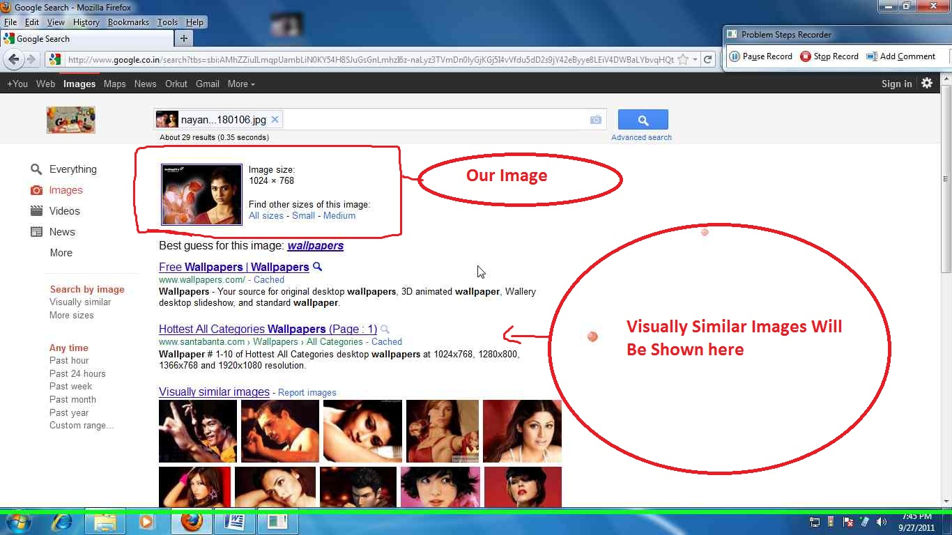 Google Image Search To Find Fake Profiles