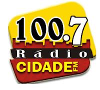 ouvir a Rádio Rádio Cidade FM 100,7 ao vivo e online Cambuí MG