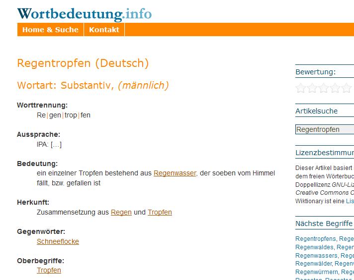 Licht im Kuddelmuddel - der Blog zum Deutschlernen