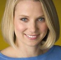 CEO do Yahoo Marissa Mayer.