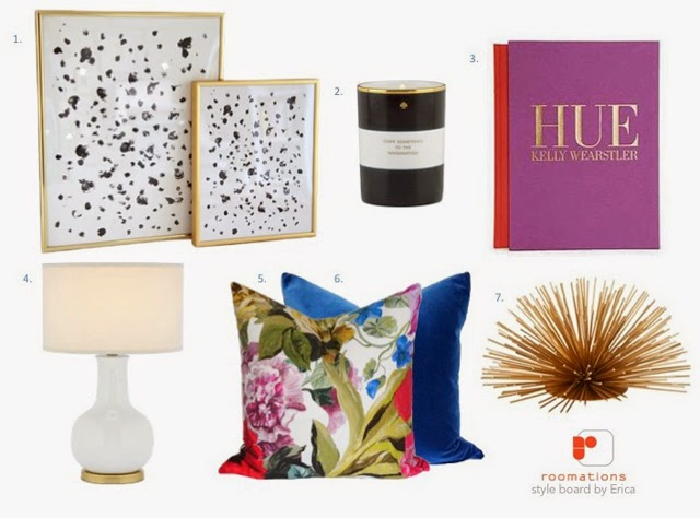 Roomations style board living room accessories for M s living room accessories