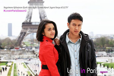 Kumpulan Foto Love In Paris Season 2 SCTV 2013