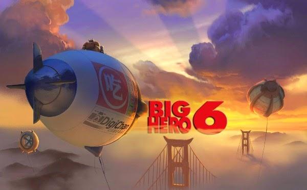 Trailer 6 Grandes Héroes