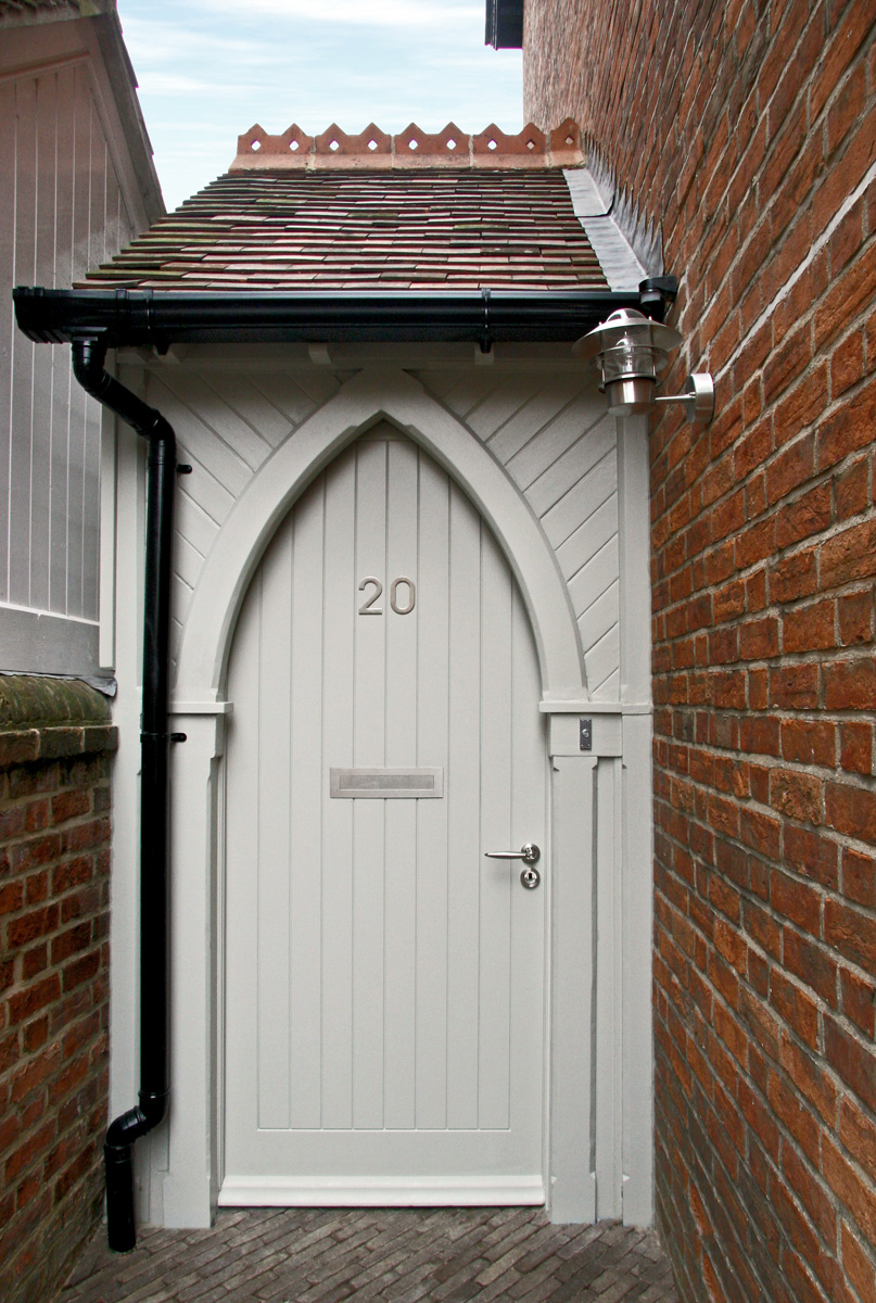 Rogue designs interior designer oxford interior for Hall entrance door designs