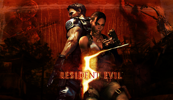 Resident Evil 5 Most Scariest Horror Video Game