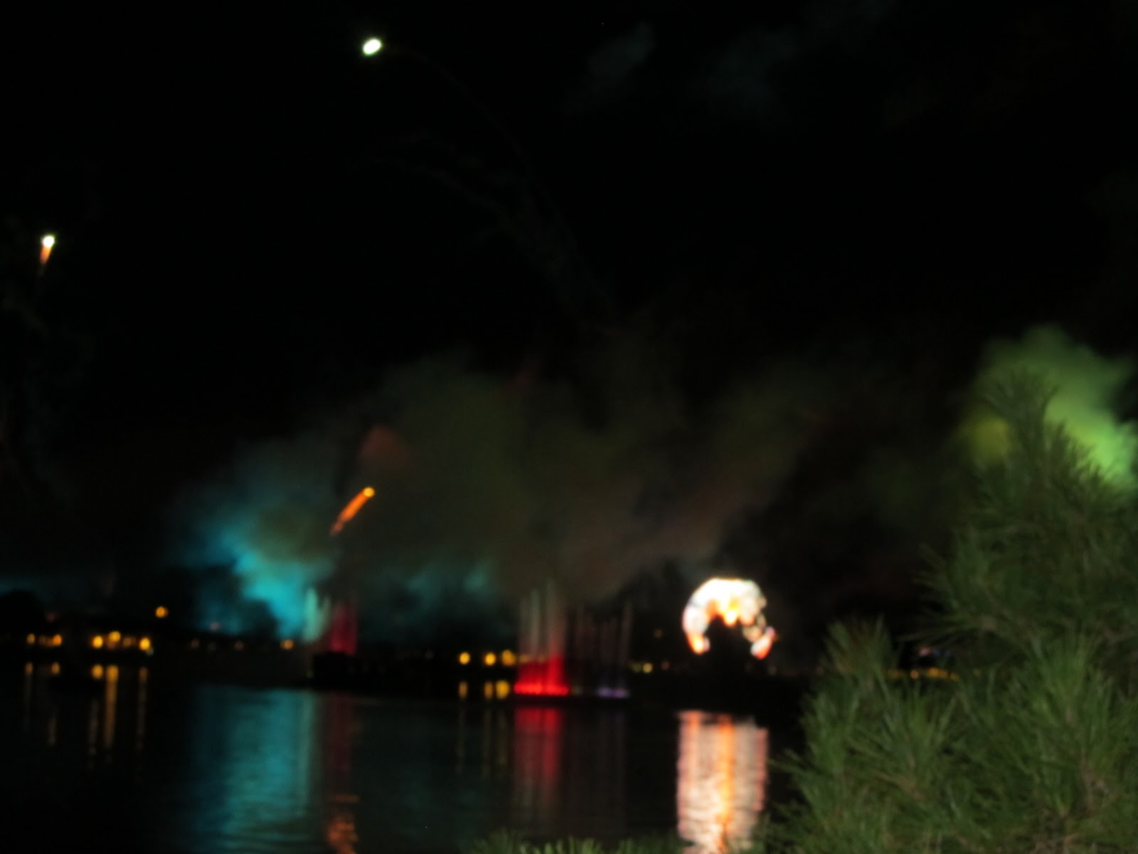 Disney Epcot Illuminations Reflections of Earth