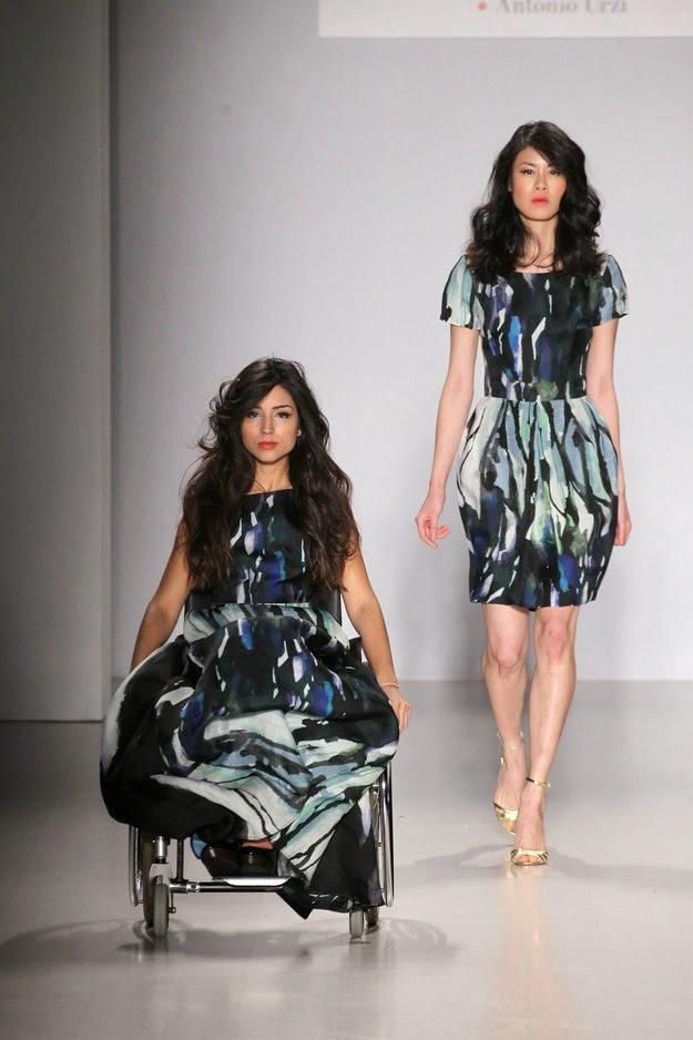 Moda Inclusiva com Desfile de Antonio Urzi