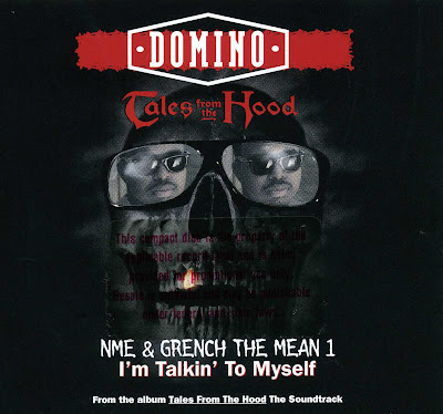 Domino – Tales From The Hood / NME & Grench The Mean One – I'm Talkin' To Myself (CDM) (1995) (320 kbps)
