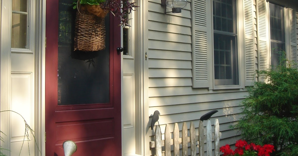 The Country Nest My Paint Colors