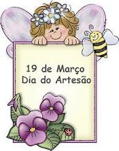 19/03 -UM DIA MUITO ESPECIAL PARA NÓS QUE FAZEMOS ARTESANATOS