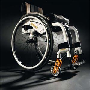 Ortopedia rubio la silla plegable m s ligera del mundo quickie xenon - Sillas de ruedas plegables y ligeras ...