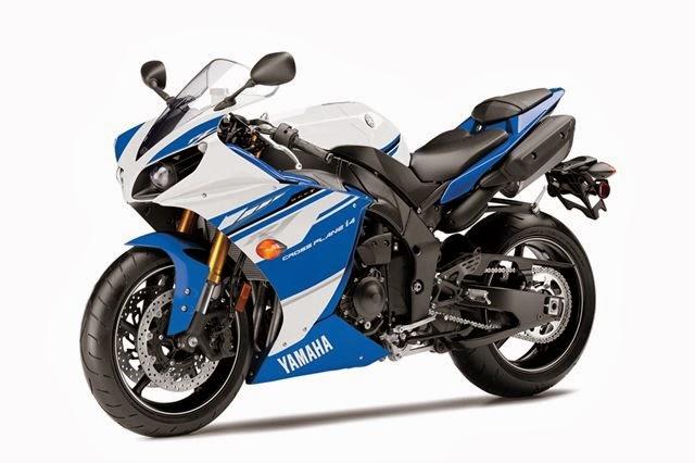 Kumpulan Foto New Yamaha YZF-R1 2014