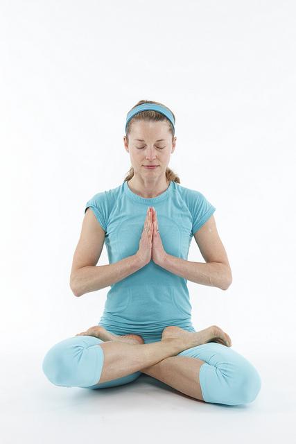 Yoga y respiración para una relajación completa b70430d70db2