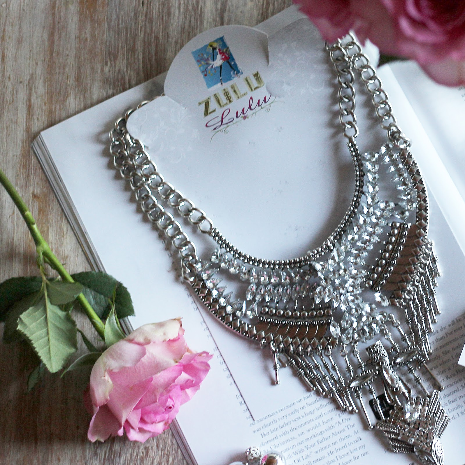 dylanlex, silver statement necklace, zulu lulu lookbook, jewellery cape town, giveaway