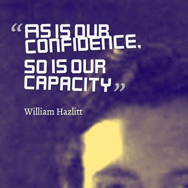 kata mutiara tokoh dunia william hazlitt