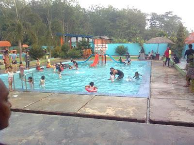 kolam renang megang sakti kabupaten musi rawas