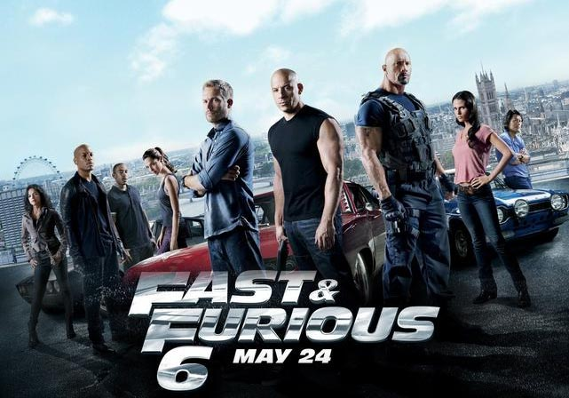 Download Fast and Furious 6 Gratis Subtitle Indonesia