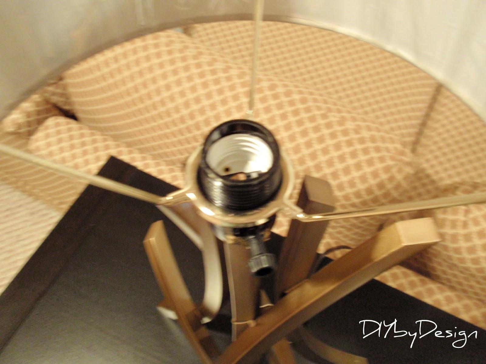 DIY by Design: Nate Berkus Branch Lamps Dilemma