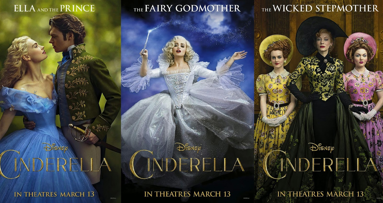 Cinderella 2015 Movie Ella and Princess Wallpapers