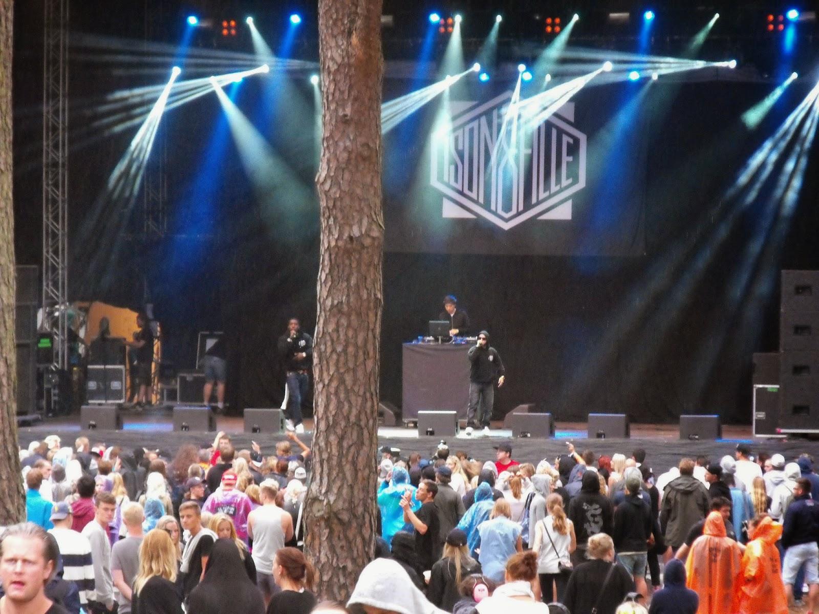 siestafestivalen, Siestafestivalen 2014, SiestaHlm, #SiestaHlm, Hässleholm, Sösdala, Barnfamilj, Musik, Glädje i hjärtat, Ison och Fille, Ison & Fille